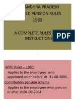 Ghjkl; Pension Rules Ppt