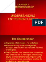 Entrepreneurship Chapter 1