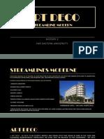 Hoa Report (ART DECO)