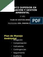 Plan de Gestión Ambiental