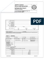 FSI Inspection Form
