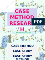 EDF 201 - METHODS of RESEARCH