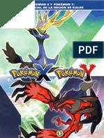 Guía Oficial Pokémon XY