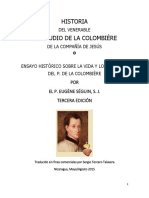 La Vida de Claudio de La Colombière