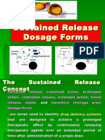 3- Sustained Release Dosage Forms .ppt