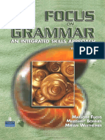 Focus on Grammar 3 Intermediate