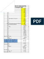 Ch06 Deflection Calculator