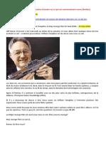 23-03-2016-Partie-01-Nos Technologies en Avance de Dizaines d'Années Sur Ce Qui Est Communément Connu