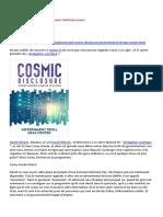 31-03-2016 Divulgation Cosmique-Gouvernement Troll Data Center-A-LIRE