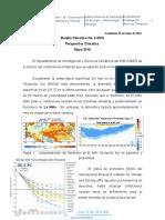Boletin Climatico 4-2016