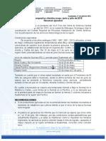 Boletin Estacional MJJ 2015 Ejecutivo