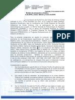 Boletin Estacional D2015 y EFM2016