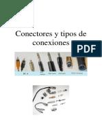 Conectores y conexiones de audio