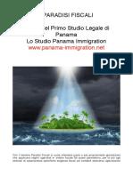 Paradisi Fiscali - Panama Immigration