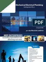 MEP Enterprises Profile