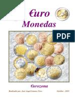 Euromonedas José Angel Linares Toro 2015