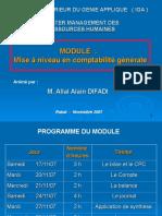 Bilan & CPC Animé