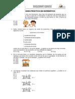 Segunda Práctica de Matemática Okk Aa Sr Mod Ultimo