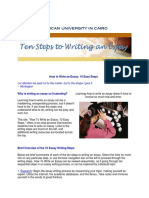 10 Basic Steps to  Write an Essay - Englishgoonline.com.pdf
