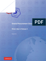Oracle Procurement Cloud Release 9 Whats New