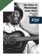 Mississippi John Hurt Book