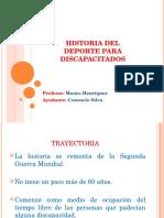 1 HISTORIA 4 Discapacidad