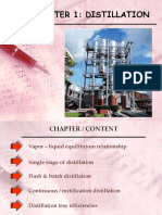 Distillation Lecture 1