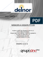 Volumen I_memoria Descriptiva