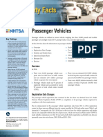 2014 Traffic Safety Fact Sheet Passenger Vehicles