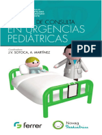 Motivos Consulta Urgencias Pediatricas