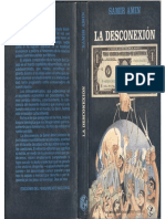 Amir, Samin - La Desconexión, Ed. Del Pensamiento Nacional, 1989