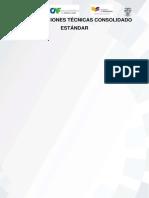 Especificaciones Técnicas Consolidado Estandar8