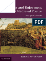 [Jessica Rosenfeld] Ethics and Enjoyment in Late Medieval Poetry