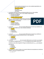 Guia Primer Parcial Ecuaciones Diferenciales y Series