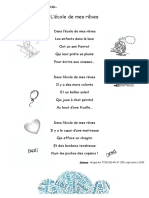 Poesie rentree