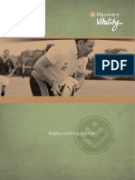 Jake White Rugby Coaching Manual
