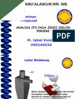 Pp Seminar Proposal Ibal