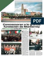 21-09-16 Conmemoran a lo grande fundación de Monterrey