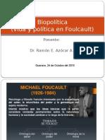 PONENCIA de Ramón Azócar sobre Biopolítica 2015 otro formato.pptx