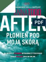After 01 - Płomień Pod Moją Skórą - Anna Todd