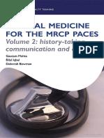 [Gautam Mehta; Bilal Iqbal] Clinical Medicine For