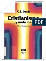 Cristianismo y Nada Más