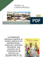 2 de La Integración a La Inclusión.