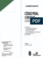 Código Penal Comentado - Guilherme de Souza Nucci - 2012