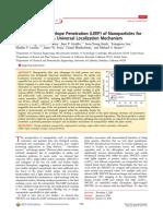 Lipid Exchange Envelope Penetration (LEEP) of Nanoparticles for Plant Engineering