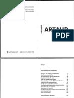 Antonin Artaud - Das Theater und sein Double
