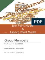 Join Point Model & AspectJ Point Model
