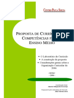 Pro Post a Curricular Ens i No Medio
