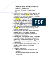 Chem Chapter 1 Review