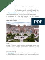 El departamento de Puno es uno de los 24 departamentos del.docx